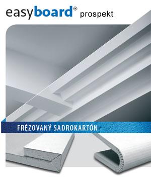 Prospekt EasyBoard 2012