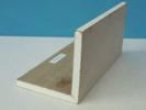 Sadrokartonovy prefabrikat tvaru